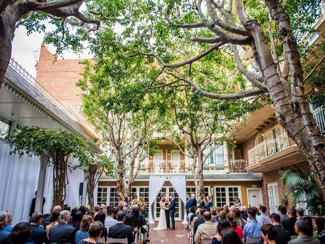 Zach and Hannah's Wedding in San Diego, California 80