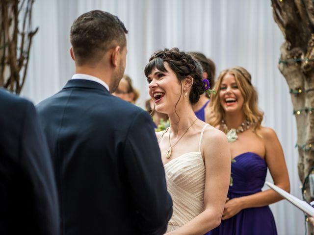 Zach and Hannah's Wedding in San Diego, California 81