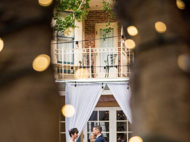 Zach and Hannah's Wedding in San Diego, California 84