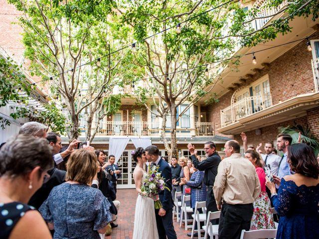 Zach and Hannah's Wedding in San Diego, California 85