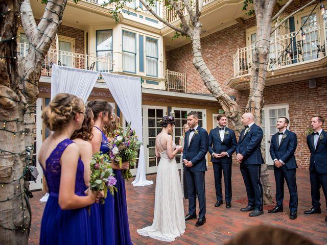 Zach and Hannah's Wedding in San Diego, California 89