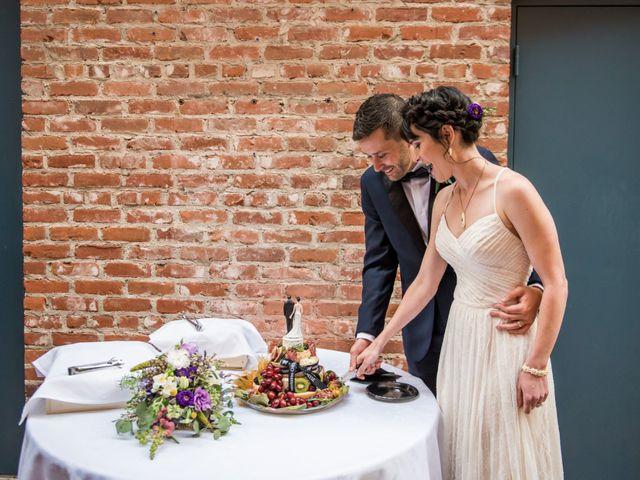 Zach and Hannah's Wedding in San Diego, California 98