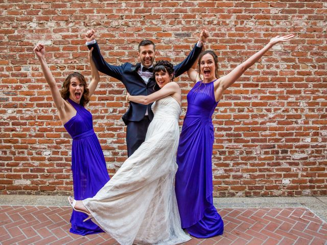 Zach and Hannah's Wedding in San Diego, California 103