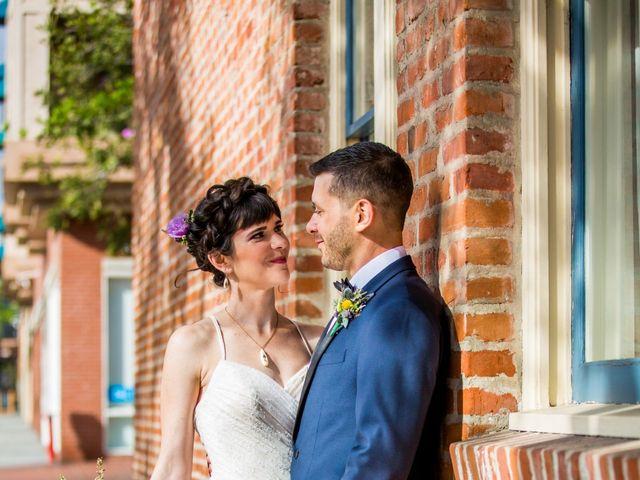 Zach and Hannah's Wedding in San Diego, California 104