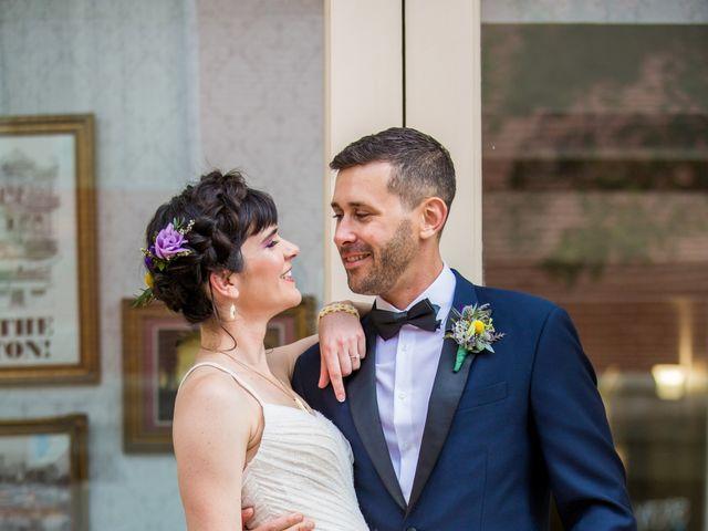 Zach and Hannah's Wedding in San Diego, California 107