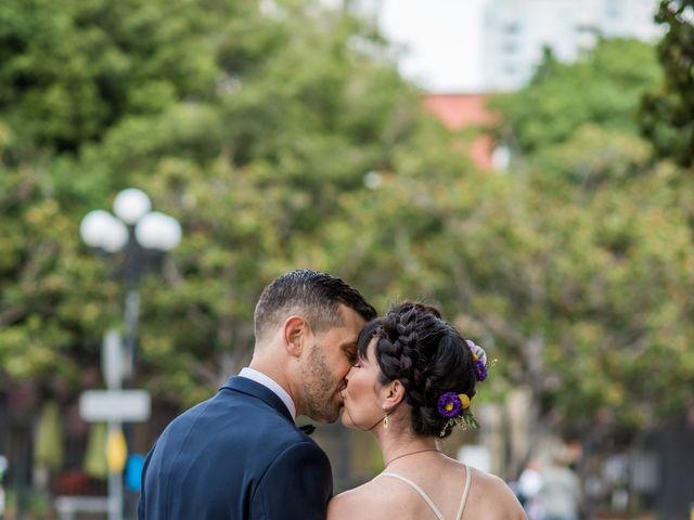Zach and Hannah's Wedding in San Diego, California 108