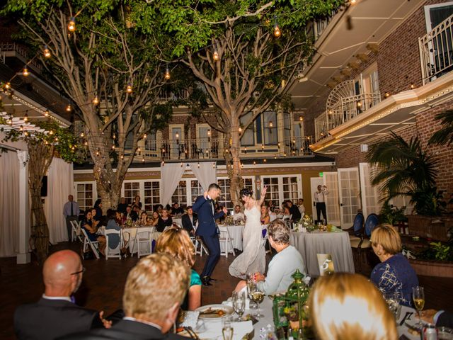 Zach and Hannah's Wedding in San Diego, California 115