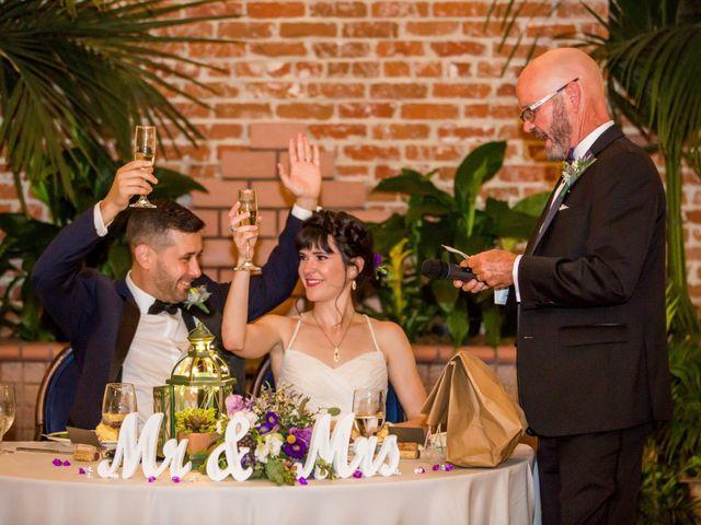 Zach and Hannah's Wedding in San Diego, California 116