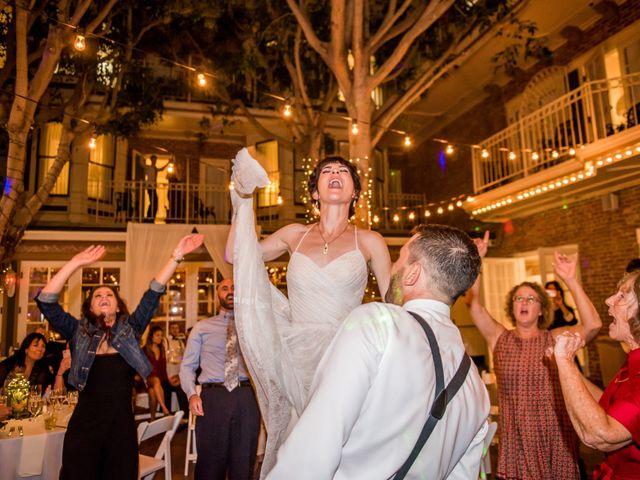 Zach and Hannah's Wedding in San Diego, California 119