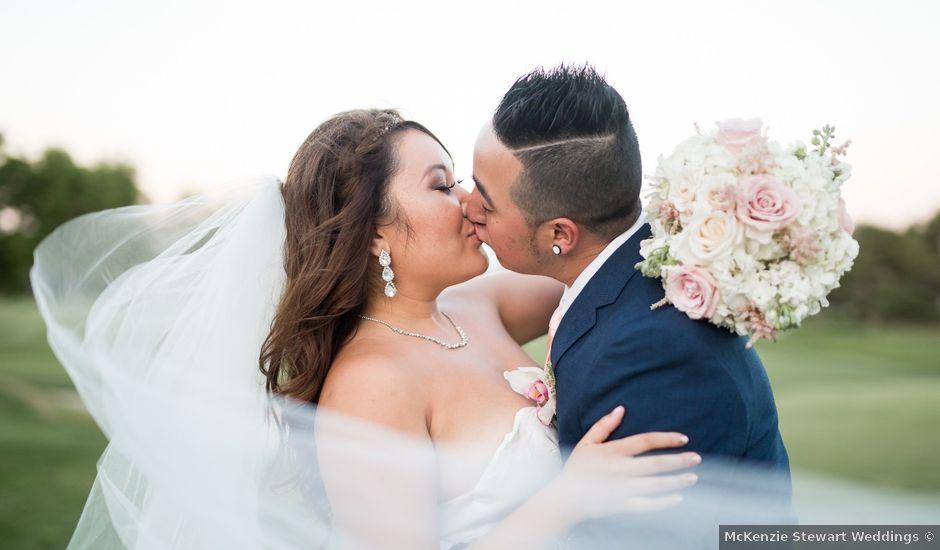 Eric and Ashleigh's Wedding in Las Vegas, Nevada