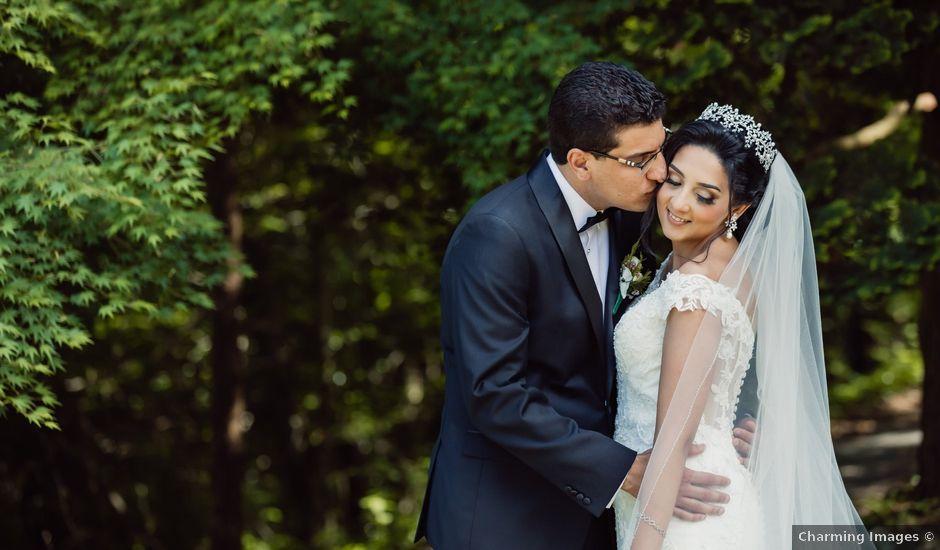 Mina and Rana's Wedding in Garfield, New Jersey