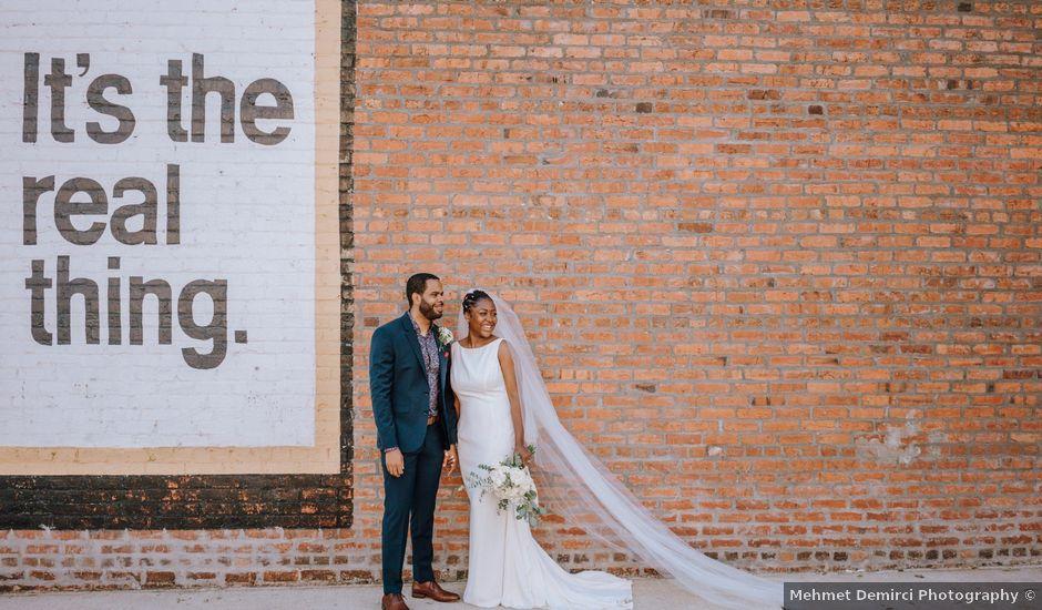 Lee and Kaya's Wedding in Youngsville, North Carolina