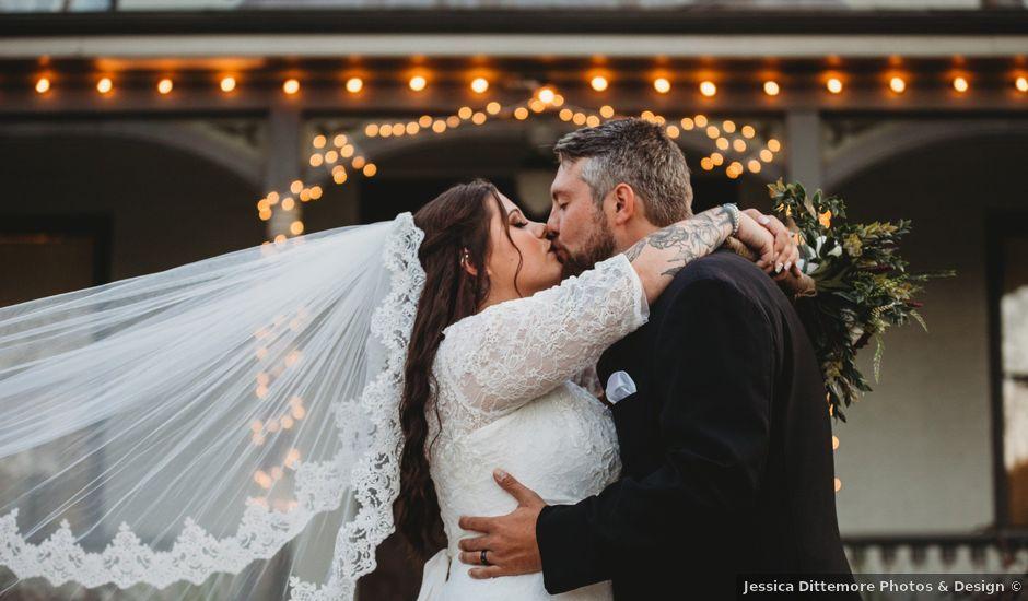 Brad and Samantha's Wedding in Independence, Missouri