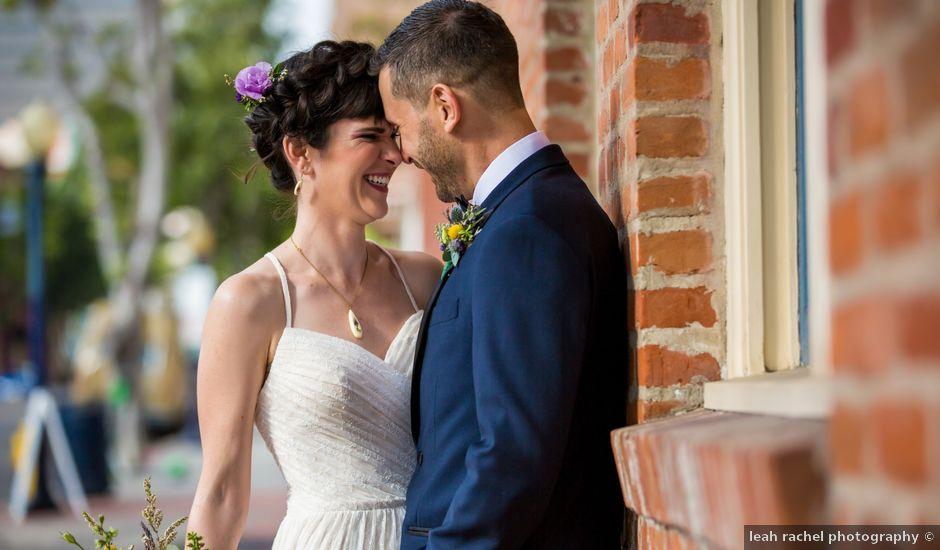 Zach and Hannah's Wedding in San Diego, California