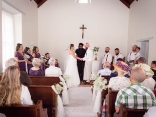 The wedding of Kelly and Lewis 2