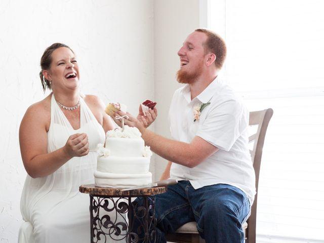 The wedding of Marisa and Tyler