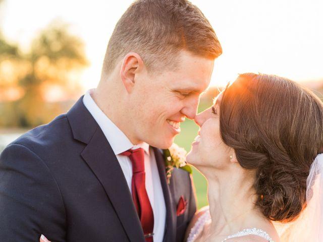 Daniel and Holli's Wedding in Gold Canyon, Arizona 15