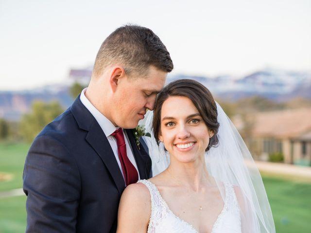 Daniel and Holli's Wedding in Gold Canyon, Arizona 17