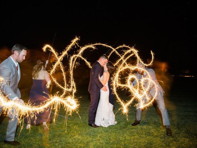 Daniel and Holli's Wedding in Gold Canyon, Arizona 24