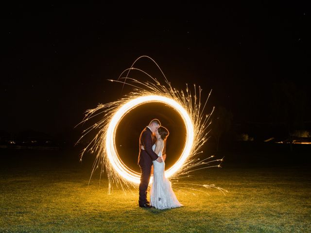 Daniel and Holli's Wedding in Gold Canyon, Arizona 28