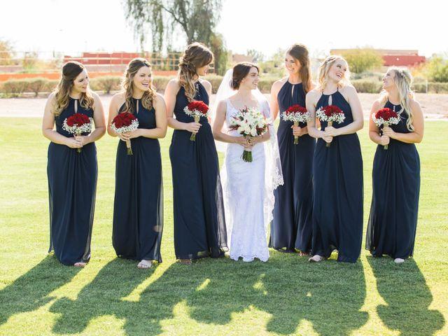 Daniel and Holli's Wedding in Gold Canyon, Arizona 115