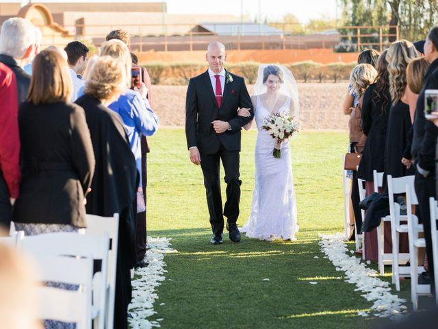 Daniel and Holli's Wedding in Gold Canyon, Arizona 120
