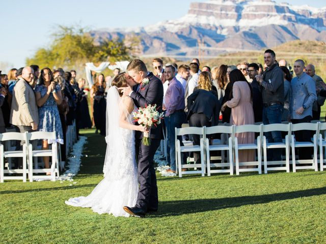 Daniel and Holli's Wedding in Gold Canyon, Arizona 125
