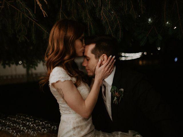 Joe and Kayla's Wedding in Lyons, Colorado 2
