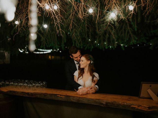 Joe and Kayla's Wedding in Lyons, Colorado 3