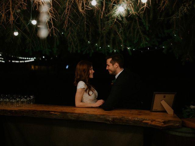 Joe and Kayla's Wedding in Lyons, Colorado 4