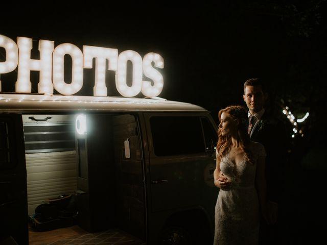 Joe and Kayla's Wedding in Lyons, Colorado 5