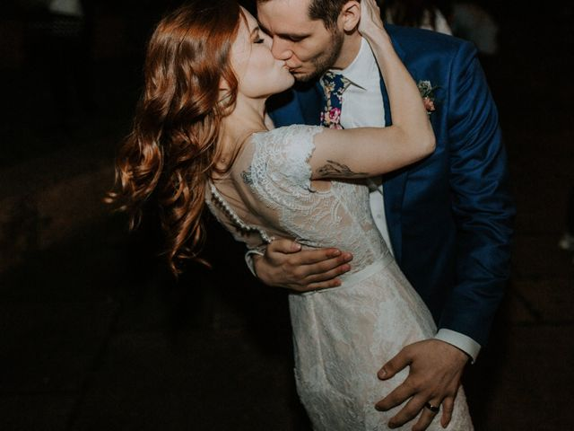 Joe and Kayla's Wedding in Lyons, Colorado 7