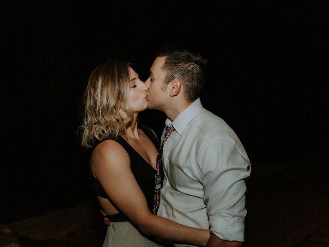 Joe and Kayla's Wedding in Lyons, Colorado 10
