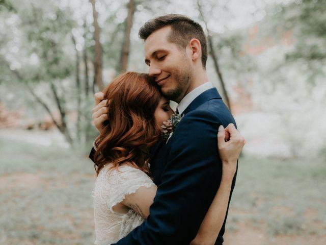 The wedding of Kayla and Joe