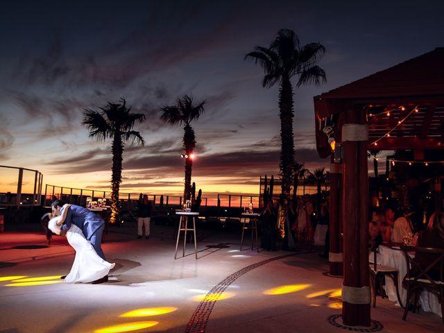 Kai and Jaclyn's Wedding in Cabo San Lucas, Mexico 9