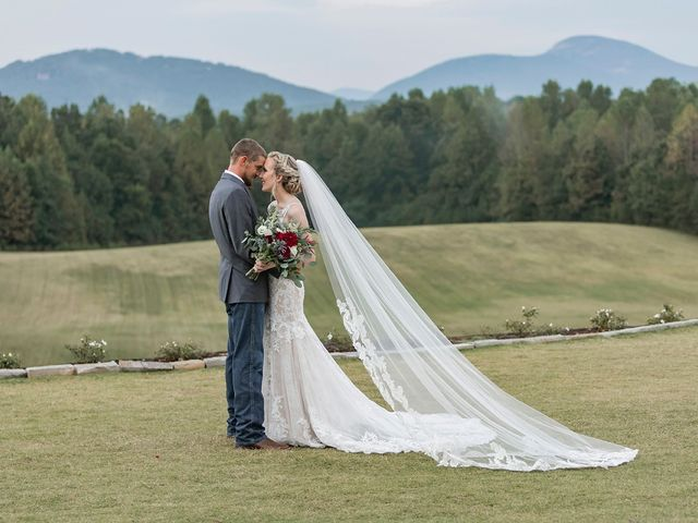 The wedding of Alissa and Chris