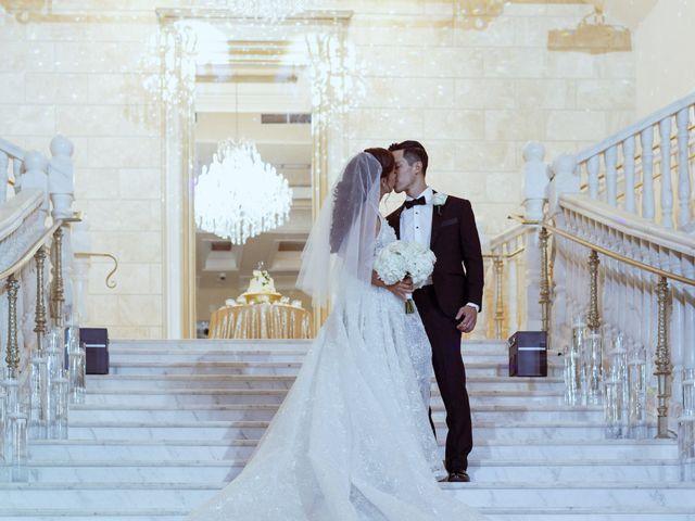 The wedding of Kathleen and Joey