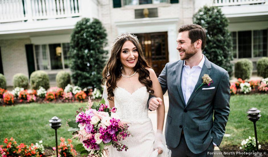 Jess and Matt's Wedding in Morristown, New Jersey