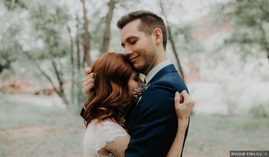 Joe and Kayla's Wedding in Lyons, Colorado