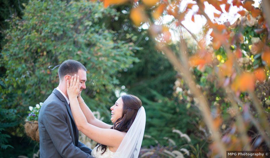 John and Michelle's Wedding in Horsham, Pennsylvania