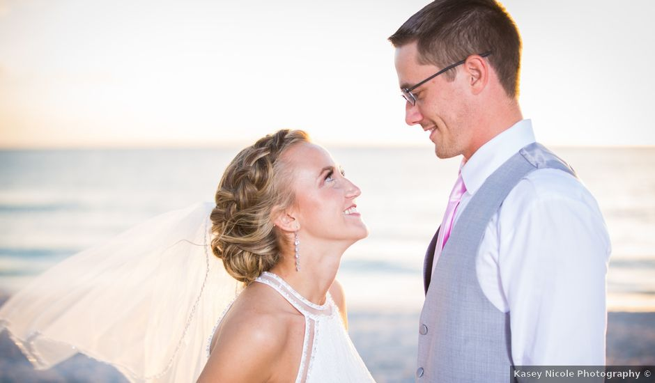 Jeremy and Taylor's Wedding in St. Pete Beach, Florida