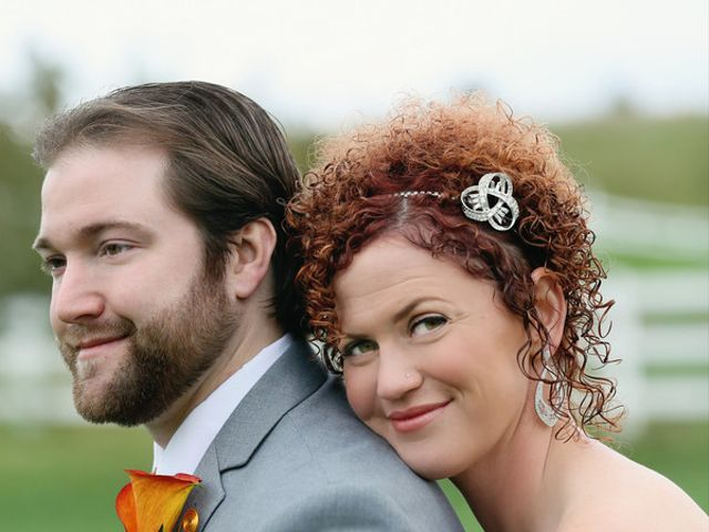 The wedding of Skyler and Lindsey