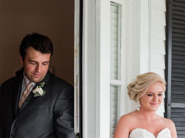 Devan and Ryan's Wedding in Woodruff, South Carolina 12