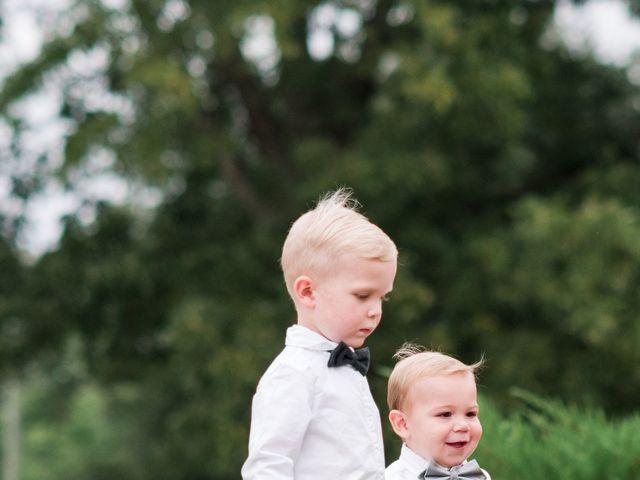 Devan and Ryan's Wedding in Woodruff, South Carolina 18
