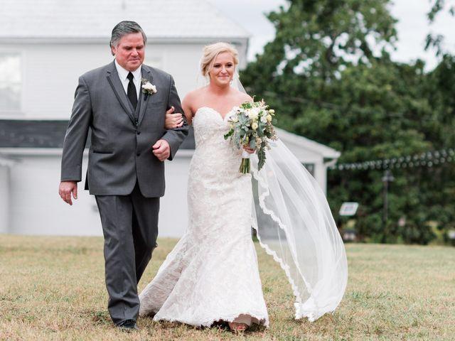 Devan and Ryan's Wedding in Woodruff, South Carolina 19