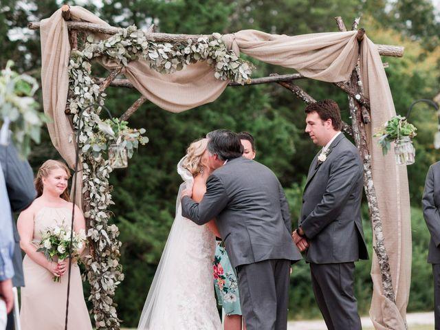 Devan and Ryan's Wedding in Woodruff, South Carolina 21