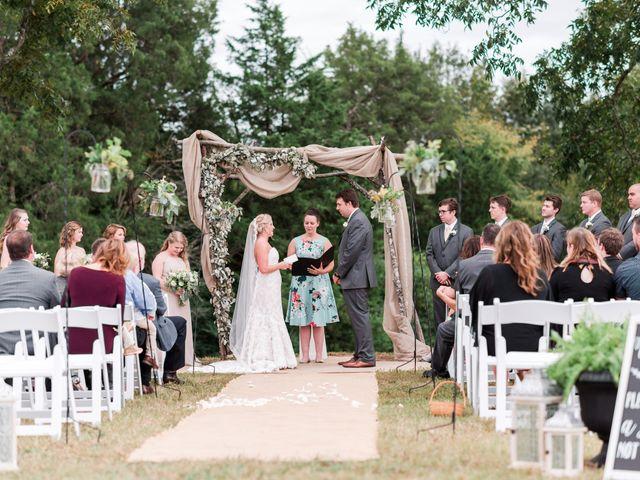 Devan and Ryan's Wedding in Woodruff, South Carolina 22