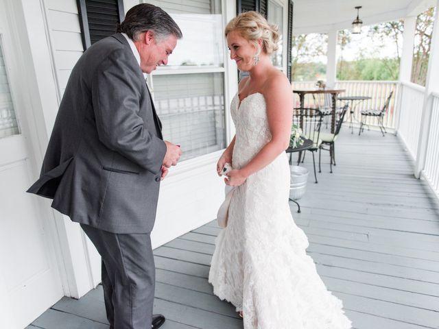 Devan and Ryan's Wedding in Woodruff, South Carolina 13