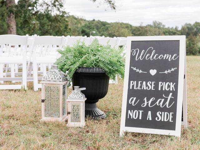 Devan and Ryan's Wedding in Woodruff, South Carolina 16