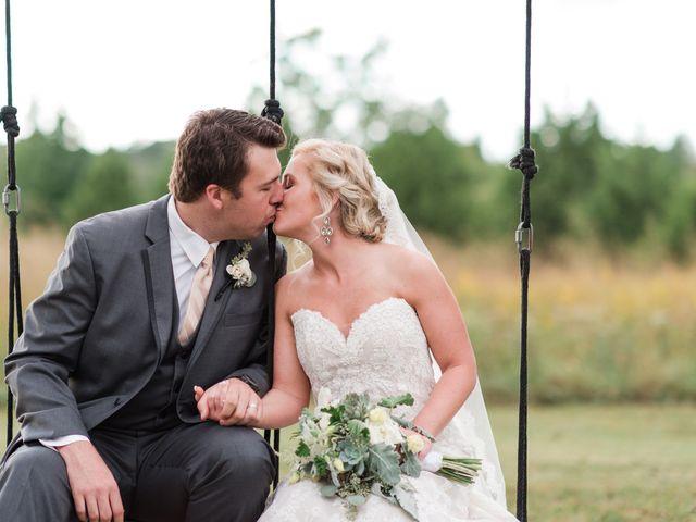 Devan and Ryan's Wedding in Woodruff, South Carolina 25